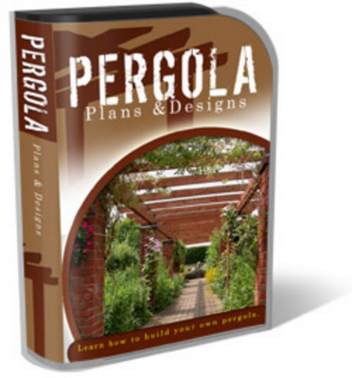Product picture Pergola Website Templates With Private Label Rights