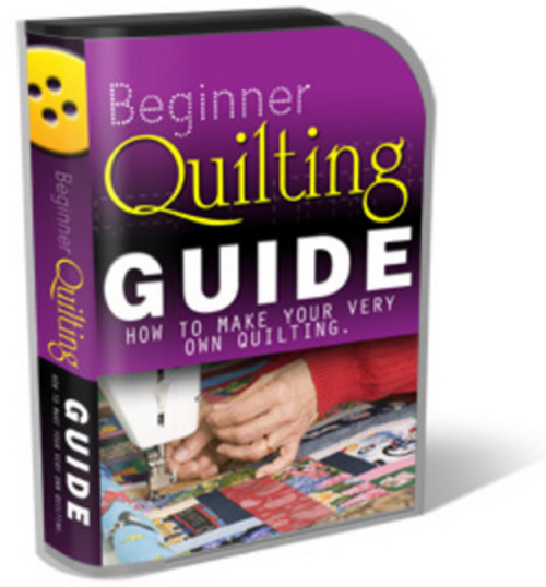 Product picture Quilting Website Templates With Private Label Rights
